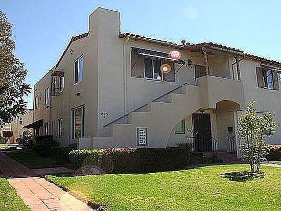 3525 Park Blvd, San Diego, CA 92103