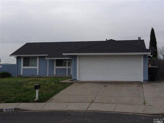 516 El Mar Ct, Suisun City, CA 94585