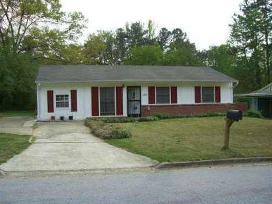 2602 Santa Barbara Dr NW, Atlanta, GA 30318