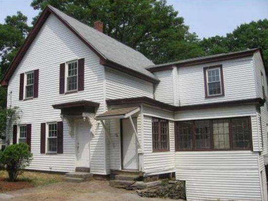 55 Cottage St, Fitchburg, MA 01420