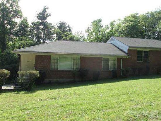 2792 Sylvan Rd, Atlanta, GA 30344