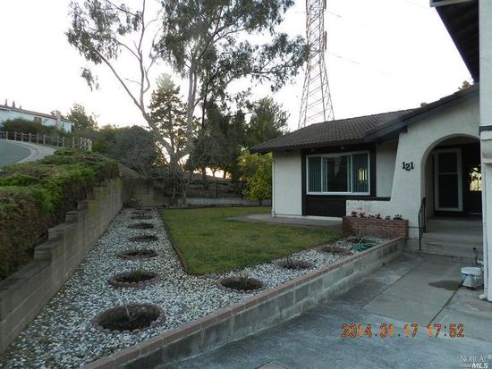 121 Hillview Dr, Vallejo, CA 94591