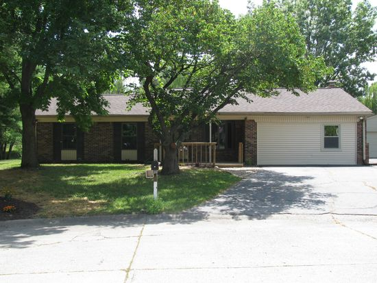 7642 Moultrie Ct, Indianapolis, IN 46217