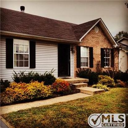 1744 Merritt St, Old Hickory, TN 37138