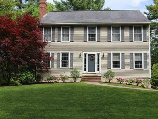 328 Forest St, North Andover, MA 01845