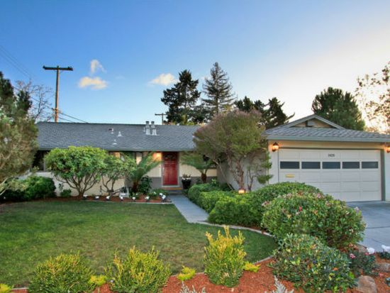 1029 Rose Ave, Mountain View, CA 94040