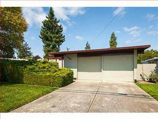 957 Amarillo Ave, Palo Alto, CA 94303