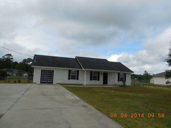 485 Emanuel Church Rd, Brunswick, GA 31523