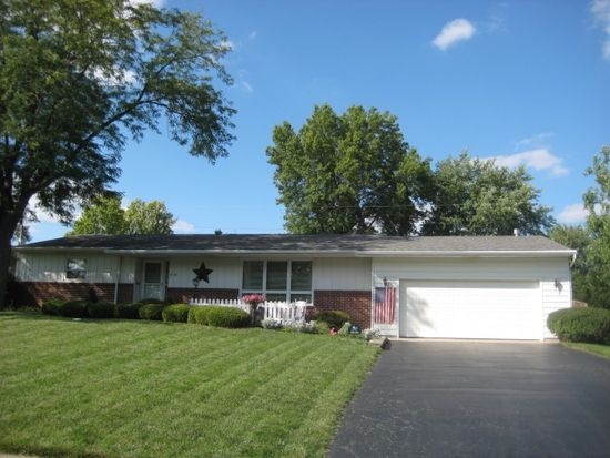 1806 Greendale Ave, Findlay, OH 45840