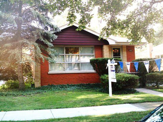 1413 Evergreen Rd, Homewood, IL 60430