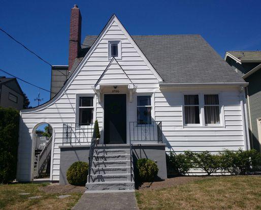 1706 NW 61st St, Seattle, WA 98107