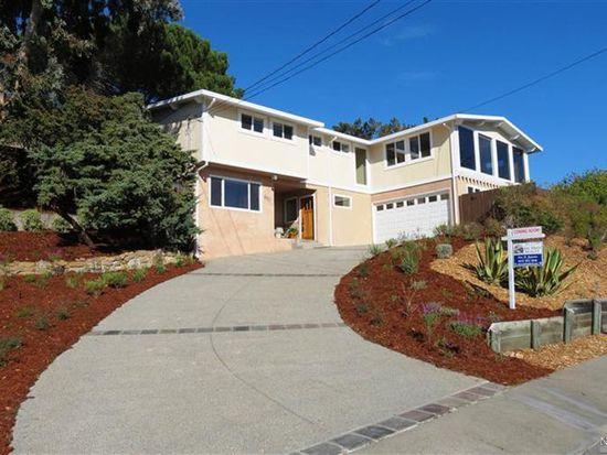 662 Knocknaboul Way, San Rafael, CA 94903