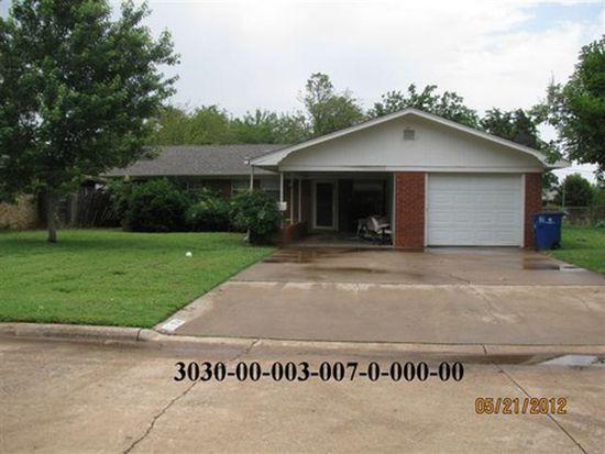 914 W Choctaw St, Marlow, OK 73055