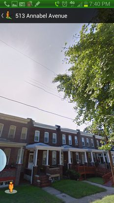511 Annabel Ave, Baltimore, MD 21225
