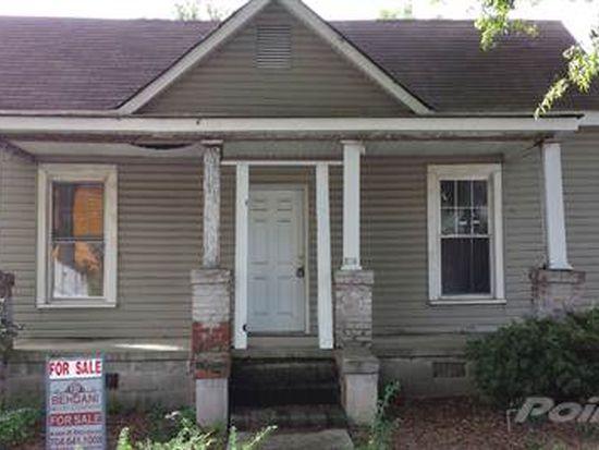 624 Baldwin Ave, Charlotte, NC 28204