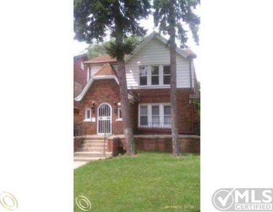 15209 Forrer St, Detroit, MI 48227