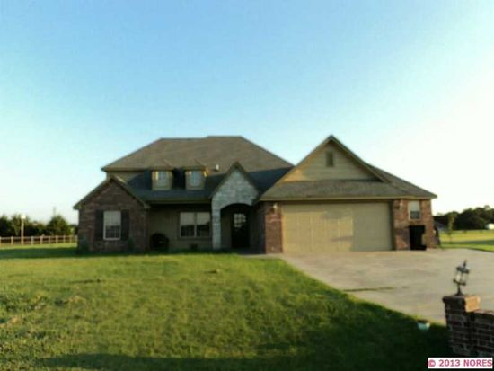 1958 Hican St, Oologah, OK 74053