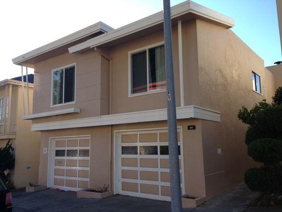 441 Dellbrook Ave, San Francisco, CA 94131