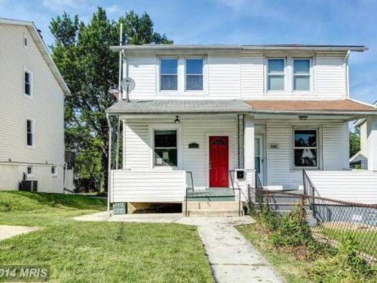 4320 Woodlea Ave, Baltimore, MD 21206