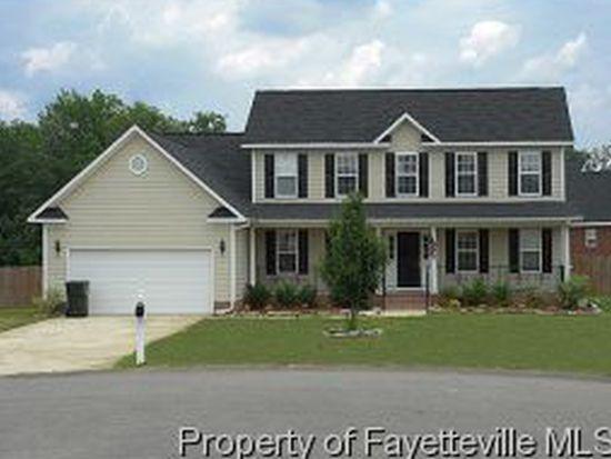 3401 Stoneclave Pl, Fayetteville, NC 28304