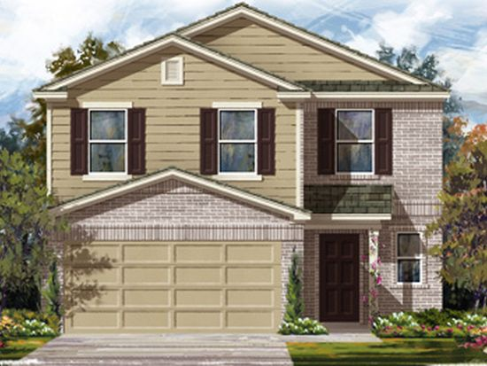 Plan W-2239 Modeled - Parkside at Harris Branch by KB Home