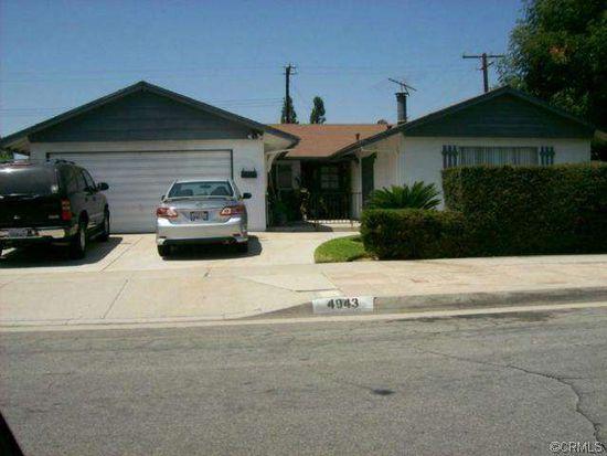 4943 N Bender Ave, Covina, CA 91724