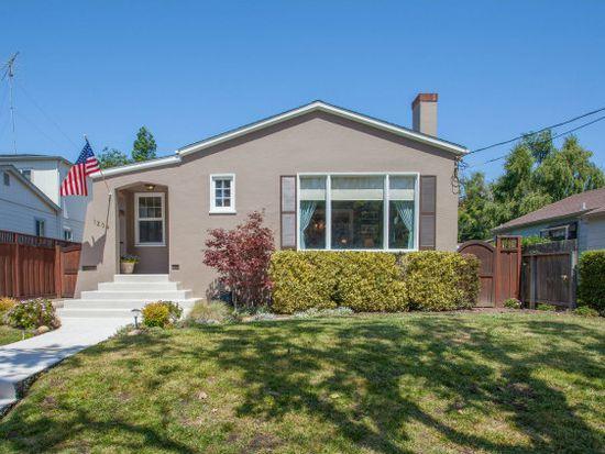 1204 Mills Ave, Burlingame, CA 94010