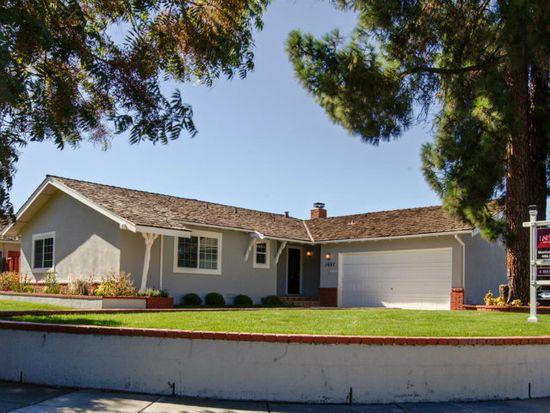 1657 Nora Way, San Jose, CA 95124