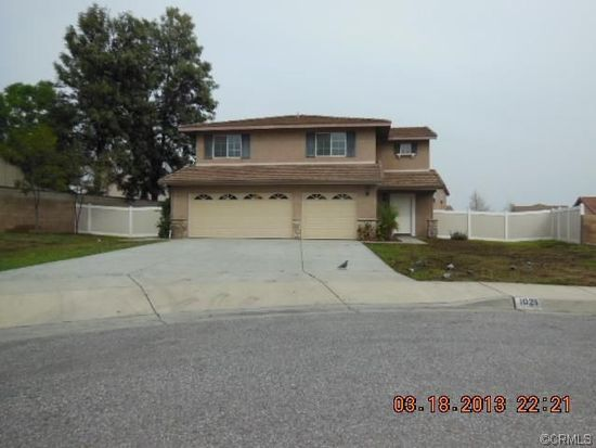1021 N Rosalind Ave, Rialto, CA 92376