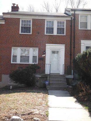 1177 Granville Rd, Baltimore, MD 21207