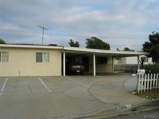 1508 Hinnen Ave, La Puente, CA 91745