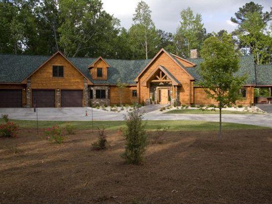 196 Hidden Lake Ct, Pine Mountain, GA 31822