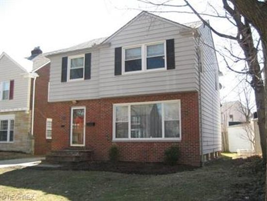 3834 Grenville Rd, University Heights, OH 44118