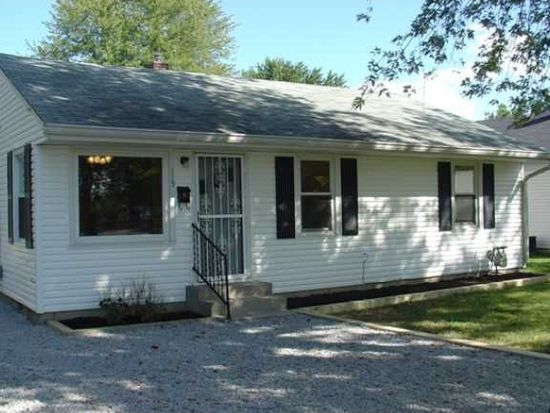 115 Arthur St, Indianapolis, IN 46229