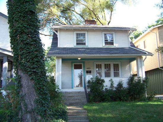 482 Alden Ave, Columbus, OH 43201