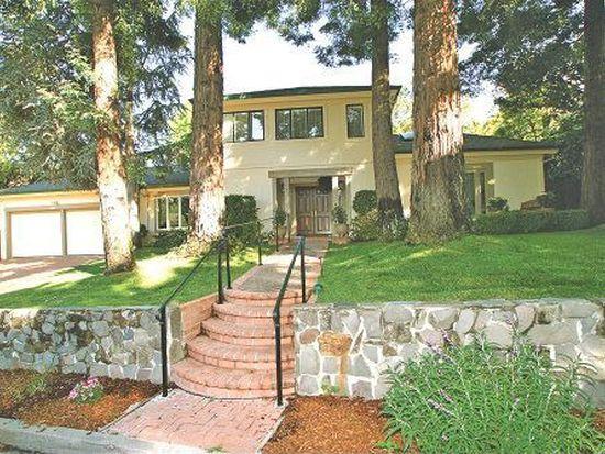 4 Corte Las Casas, Belvedere Tiburon, CA 94920