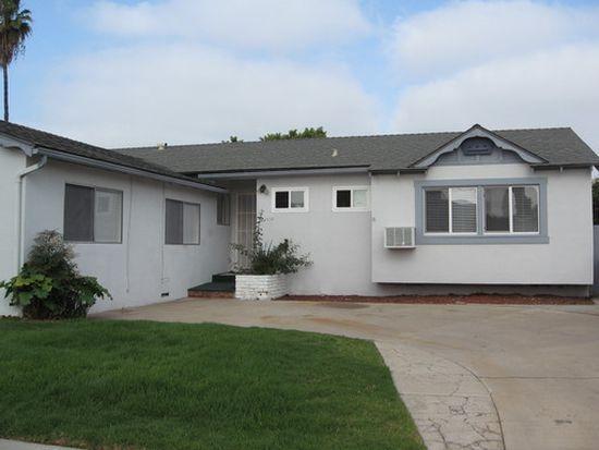 3554 Ediwhar Ave, San Diego, CA 92123