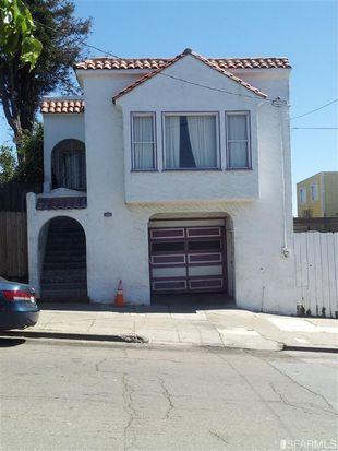 1525 Lane St, San Francisco, CA 94124