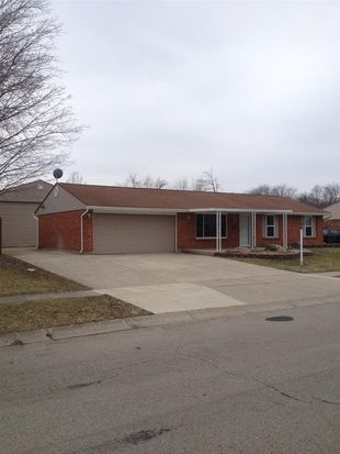 6853 Laurelview Dr, Huber Heights, OH 45424