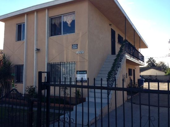 222 W 92nd St APT 4, Los Angeles, CA 90003