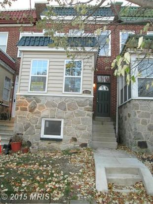 2116 Park Ave, Baltimore, MD 21217
