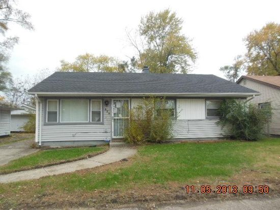 628 New Hampshire St, Gary, IN 46403