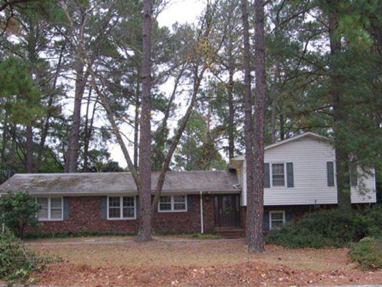 1406 Knollwood Dr NW, Wilson, NC 27896