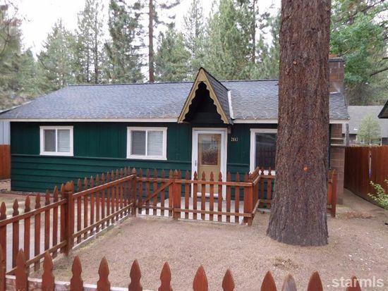 2613 Rose Ave, South Lake Tahoe, CA 96150
