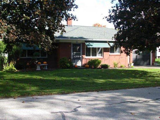 326 Mcgill St, Saegertown, PA 16433