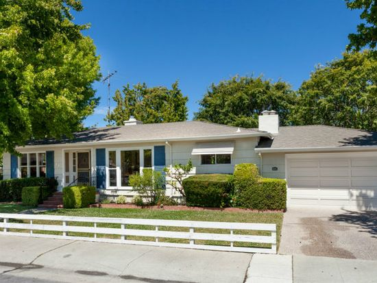 3201 Hacienda St, San Mateo, CA 94403