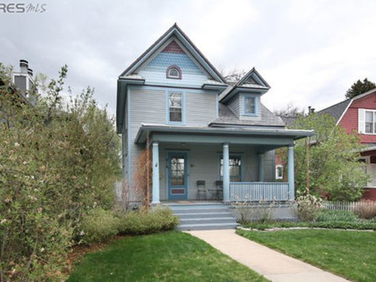 816 W Mountain Ave, Fort Collins, CO 80521