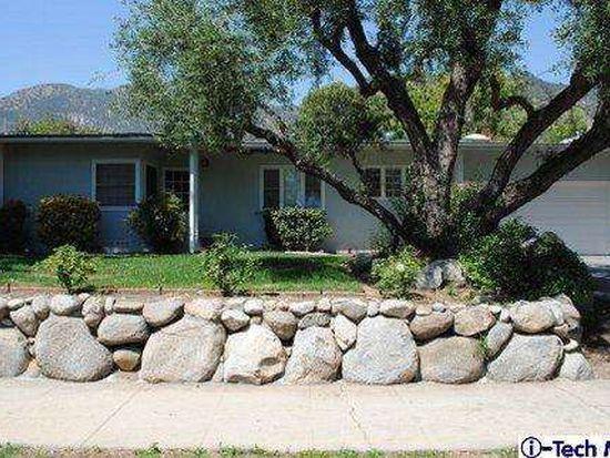2387 Glen Canyon Rd, Altadena, CA 91001