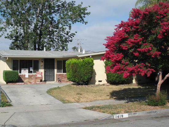 1419 Mount Palomar Dr, San Jose, CA 95127