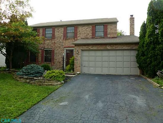 664 Lynnfield Dr, Westerville, OH 43081